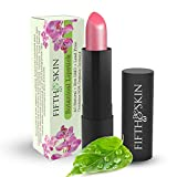 Botanical Lipstick (CHERRY PLUM) | Natural | Organic | Certified Cruelty Free | Lead Free | Paraben Free | Petroleum Free | Healthy | Moisturizing | Vibrant Color that's Good for your Lips!
