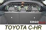 ERGOTECH Rejilla Separador protección RDA65-XXS8 kty006, para Perros y Maletas. Segura, Confortable para tu Perro, Garantizada!