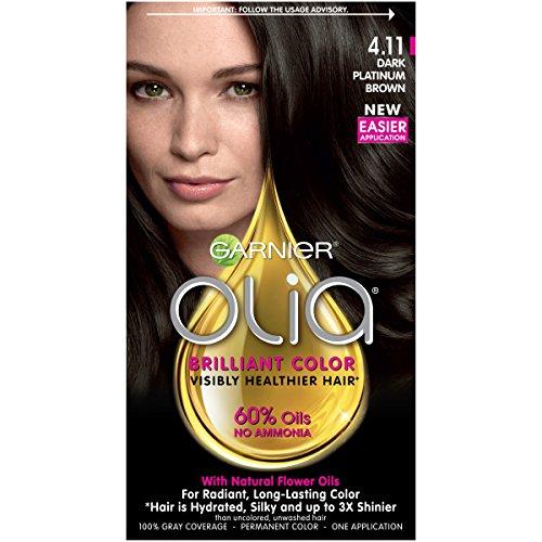 Garnier Olia Ammonia-Free Brilliant Color Oil-Rich...