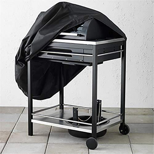 Funda para muebles de jardín al aire libre, cubierta impermeable para mesa de patio y silla, cubierta contra el polvo de combinación de mesa y silla, 68 x 68 x 72 CM