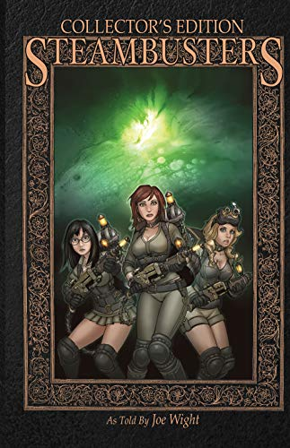 Steambusters Collector's Edition Trade Paperback (English Edition)