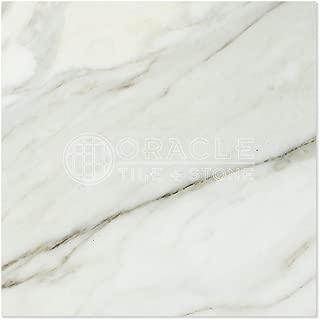 Best 18x18 marble floor tile Reviews