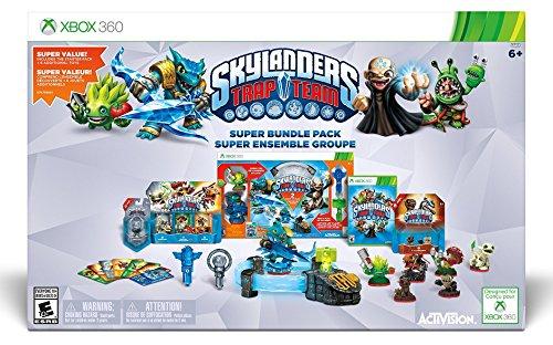 Skylanders Trap Team Holiday Bundle Pack - Xbox 360
