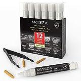 ARTEZA Liquid Chalk Markers Set of 12