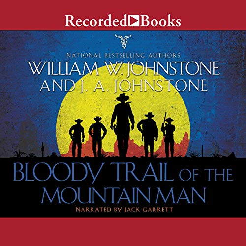 Bloody Trail of the Mountain Man cover art