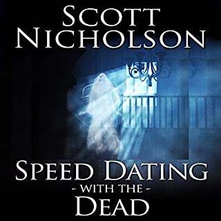 Speed Dating With the Dead audiobook cover art