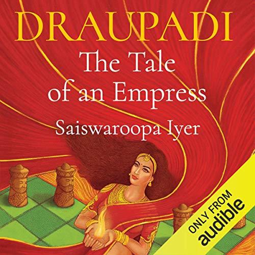 Draupadi audiobook cover art