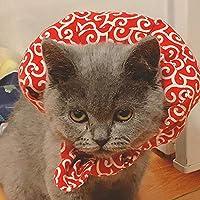 ペット服 ペット服コスプレ ペット猫犬面白いよだれかけバッグ装飾 カウボーイはとても忙しい キュートでクリエイティブ ペットの面白いドレスアップ 誕生日プレゼント ペット変換 (レッド, M)