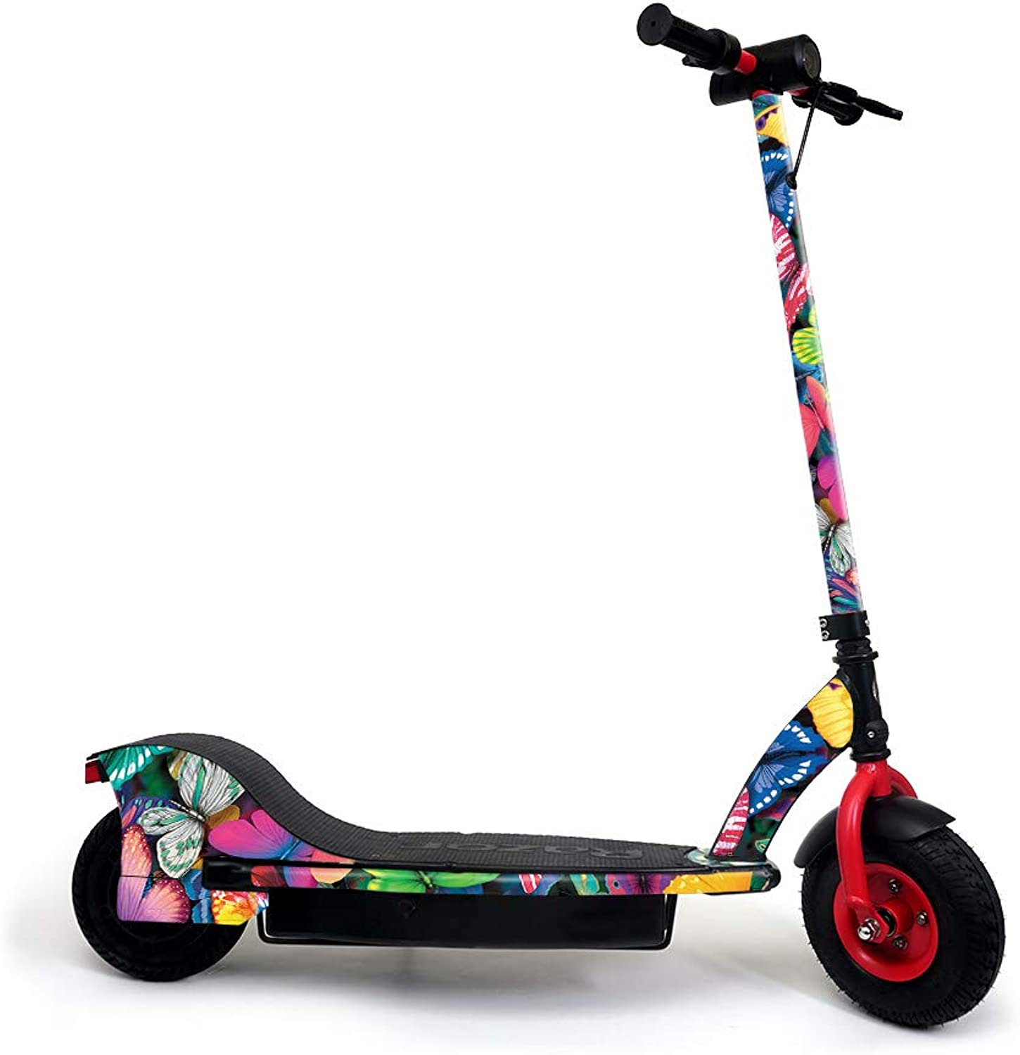 Skin Compatible with Razor Share Scooter  Butterfly Party   MightySkins Predective, Durable, and Unique Vinyl Decal wrap Cover   Easy to Apply, Remove, and Change Styles   Made in The USA