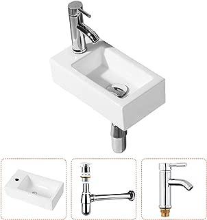 Best small corner basin Reviews
