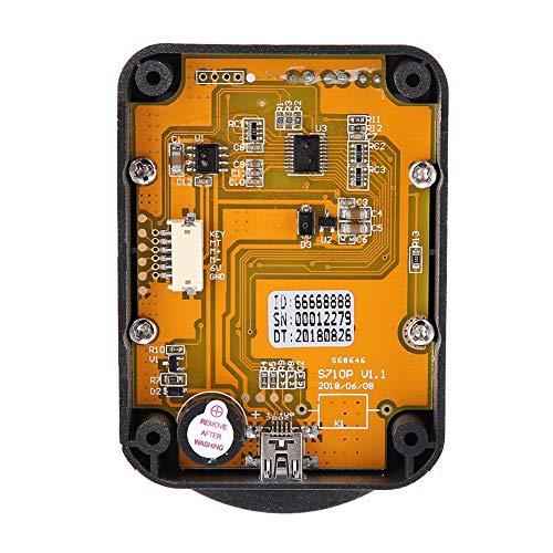 Cerradura digital para gabinete, cerradura electrónica con código resistente con diferentes sonidos para taquillas para gabinetes de oficina