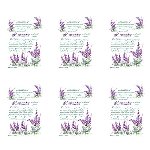 WILLOWBROOK Fresh Scents Scented Sachets - Lavender