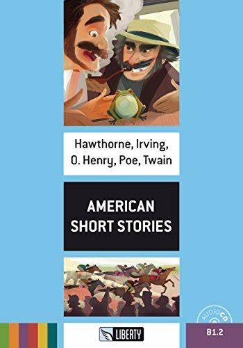 American short stories. Level B1.2. Con File audio per il download