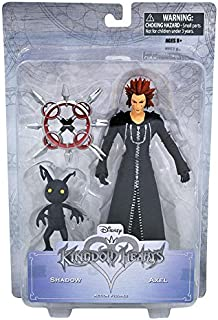 Disney Kingdom Hearts Shadow and Axel Action Figures - Series 1
