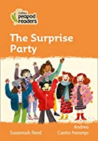 Level 4 - The Surprise Party (Collins Peapod Readers)