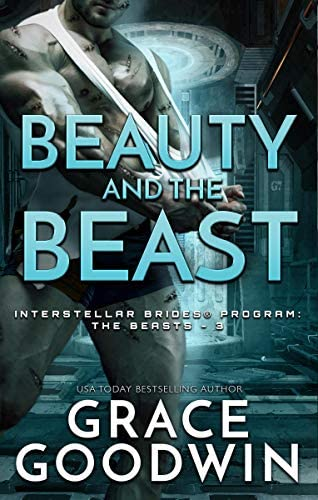 Beauty and the Beast Interstellar Brides Program The Beasts Book 3 product image