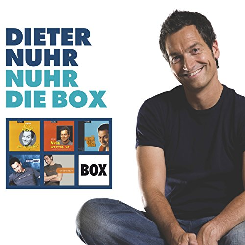 Nuhr - die Box audiobook cover art