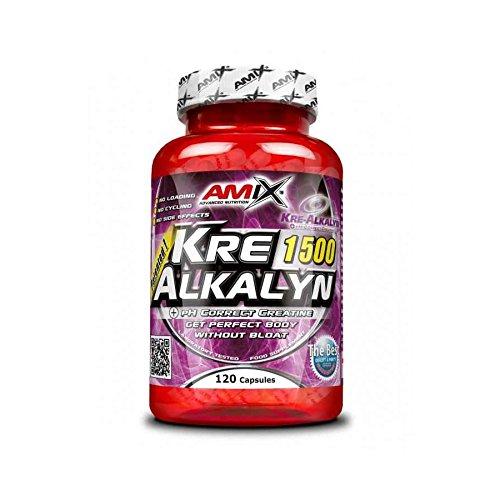 Amix Krealkalyn 120 Caps+30 Free 1.5 1500 g