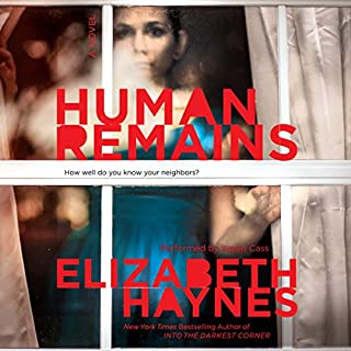 Human Remains audiobook cover art
