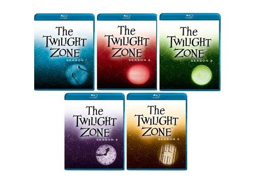 The Twilight Zone Season Fees free Blu-ray Bundle 1-5 New sales