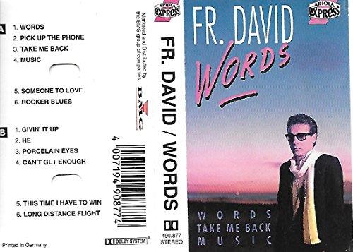 FR. DAVID/ words