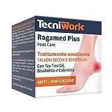 Ragamed Plus 75 ml - Crema specifica pelli screpolate contro ragadi spaccature e ispessimenti
