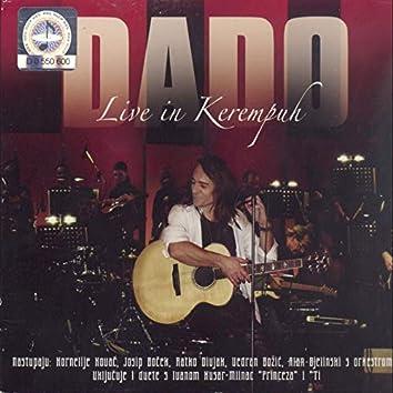 Dado Topić Live In Kerempuh