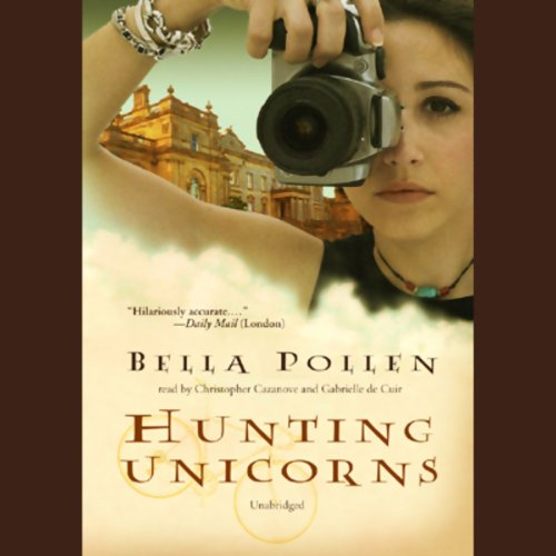 Hunting Unicorns  audiobook cover art
