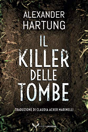 Il killer delle tombe (Jan Tommen, 2)