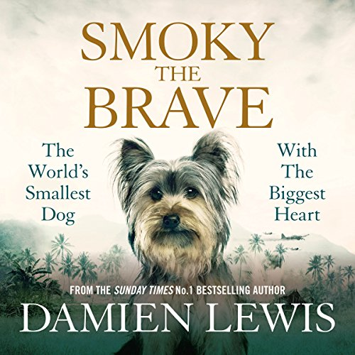 Smoky the Brave audiobook cover art