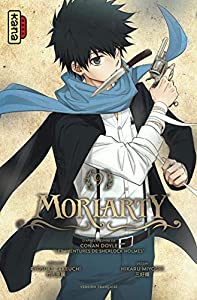 Moriarty the Patriot Edition simple Tome 9