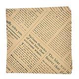 20 piezas Carta impresa Origami Periódico Vintage papeles plegables DIY hecho a mano para manualidades Scrapbooking Decoración Envío de la gota, 2
