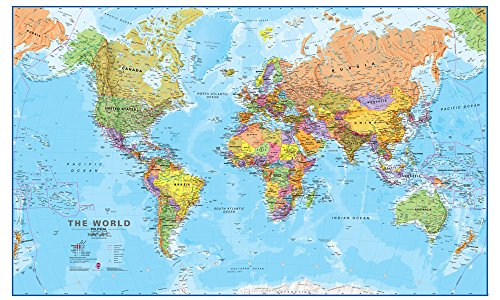 Top 14 giant world map for 2020