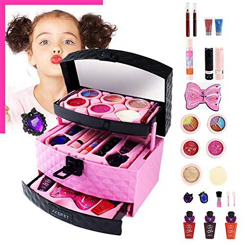 Ausomely - Kosmetikkoffer für Kinder in Rosa