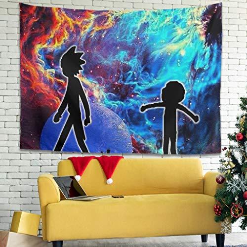 Generic Branded - Tapiz para colgar en la pared, para dormitorio, decoración del hogar, 200 x 150 cm, color blanco