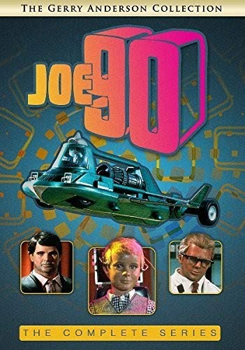 Joe 90: The Complete Series [DVD] [Import]
