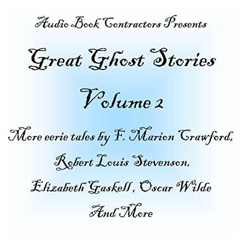 Great Ghost Stories - Volume 2 Titelbild