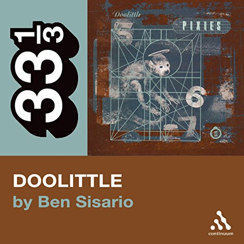 The Pixies' Doolittle (33 1/3 Series)  audiobook cover art