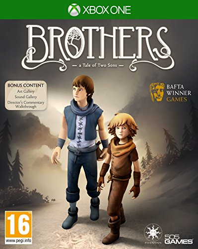 Brothers: A Tale of Two Sons [Importación Inglesa]