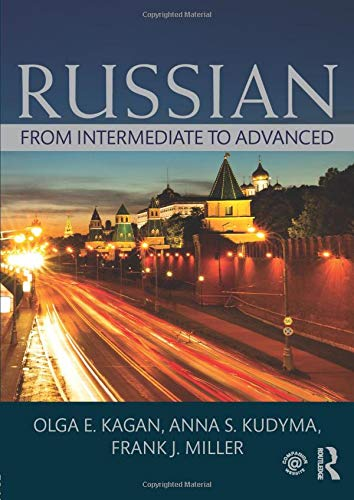 Compare Textbook Prices for Russian 1 Edition ISBN 9780415712279 by Kagan, Olga E.,Anna, Kudyma S.,Miller, Frank J.