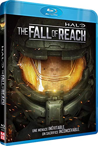 Halo : The Fall of Reach-Blu-Ray