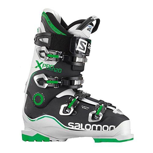 Salomon X Pro 120 Ski Boots White / Black 25.5