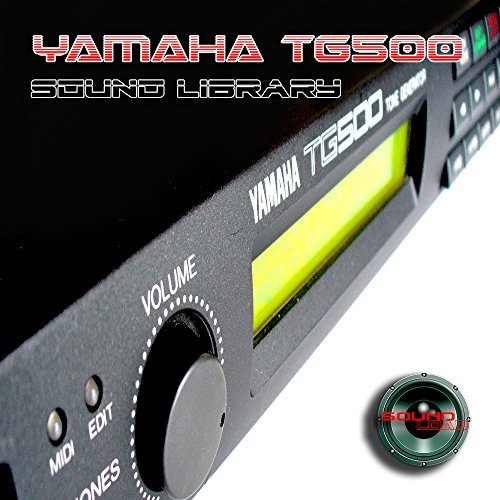 %38 OFF! YAMAHA TG500 - the very Best of - Large unique original 24bit WAVE/Kontakt Multi-Layer Samp...