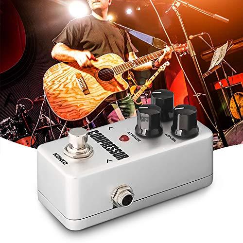 XuBa KO-KKO FCP2 Mini Compressor Pedal Tragbare Gitarre Effektpedal Gitarre Teile