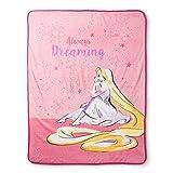 Disney Princess Always Dreaming Throw Blanket (46'x60')