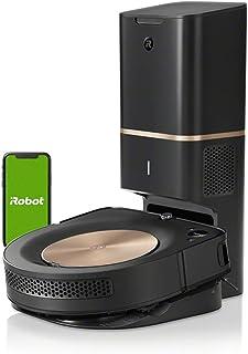 【ブラーバm6と同時購入で2万円OFF】ルンバ s9+ アイロボット ロボット掃除機 自動ゴミ収集 アレルゲン99%捕捉 パワフルな吸引力 隅や角まで ブラック S955860 【Alexa対応】