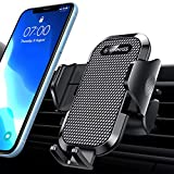 [2020 Upgraded] VANMASS Car Phone Mount,[Shock-Absorbing] Universal Air Vent Cell Phone Holder for Car Compatible with iPhone 11 pro/11 pro Max/XS/XR/X/8/7,Samsung Galaxy S20/S10/S9/S8/Note10