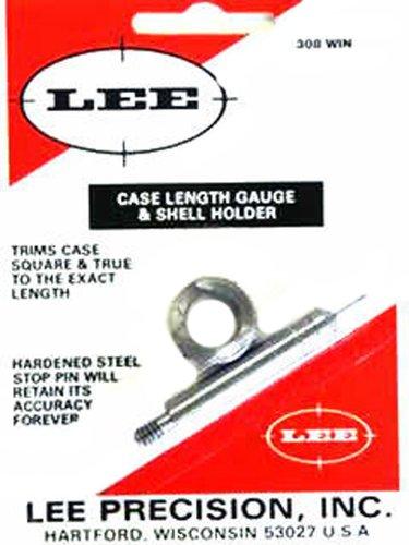 Lee Precision 90139 Galga con Shell Holder Calibre 308 W, Multicolor, Talla Única
