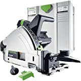 Festool 201395 Cordless Plunge-Cut Saw TSC 55 Li REB-Basic, 36 V, Multi-Colour