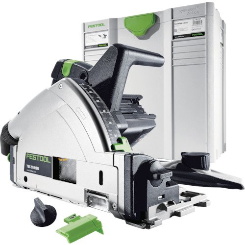 Preisvergleich Produktbild Festool Akku-Tauchsäge TSC 55 Li REB-Basic - 201395